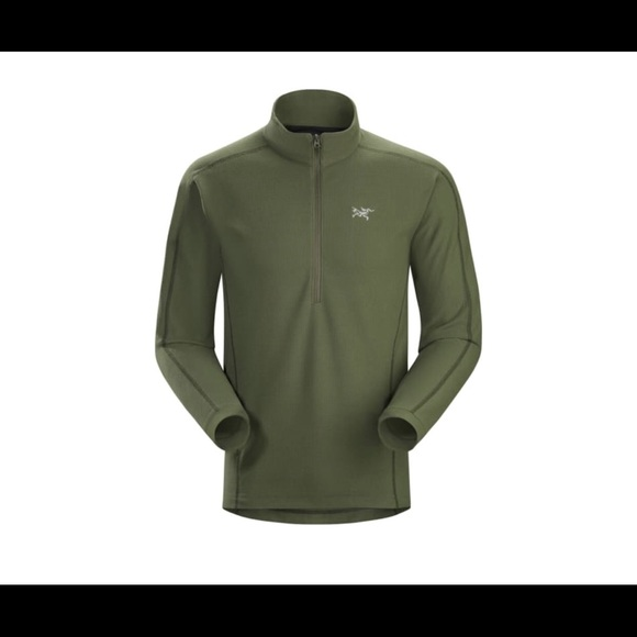 b94a64bd82 Arc'teryx men's Delta LT zip neck fleece pullover.  M_5d06db2fabe1ce376037770d